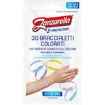 Zanzarella szúnyorgiasztós karkötő - 100% természetes olajjal - 30 db/csomag