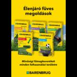 Barenbrug Water Saver pázsitmag, fűmag (szárazságtűrő)  5 kg