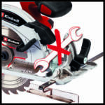 Einhell TE-CS 18/165-1 Li Solo akkus körfűrész