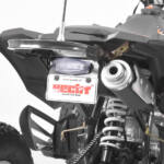 Hecht 54125 BLACK fekete benzinmotoros quad 125 CCM