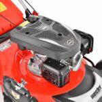 Hecht 551SX 5IN1 önjáró benzinmotoros fűnyíró 5,2LE / 51 cm