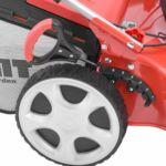 Hecht 5534SX 5IN1 önjáró benzinmotoros fűnyíró 4,9LE / 51 cm