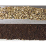 Nortene Geotextil 100 g/m2 PP talajtakaró hajtogatott, 1x10, Szürke