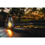 Norten Aladin egyedi napelemes+USB töltős lámpás