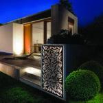 Nortene dekoratív fém panel ledszalaggal, Solart Panel