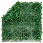 Nortene Vertical Forest Természetes hatású zöldfal az erdő növényeivel