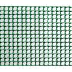 Nortene  Cuadranet műanyag kerti rács, 0.5x25, Zöld
