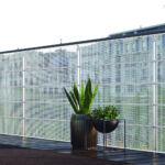 Nortene Square kertirács, 1,2x50, Zöld