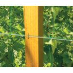 Nortene Trellinet növénytartó háló. uborkaháló,rácsméret 150 x 150 mm,  1,2 x 5m