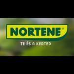 Nortene Fixcane műanyag nádfonat rögzítéséhez, 26 db/csomag - 16 cm, zöld