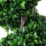 New Garden prémium csavart buxus, műfa 120 x 30 cm