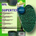 Árnyékoló háló SUPERTEX 260g/m2
