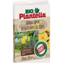 Bio Plantella sárgalap nagy 10 db /GY 18/