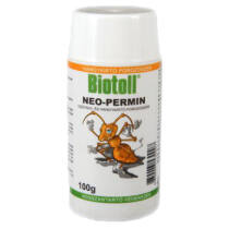 Biotoll Neopermin csótány-hangyapor 100g