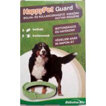 HappyPet Guard bolha és kullancsriasztó nyakörv kutyák részére