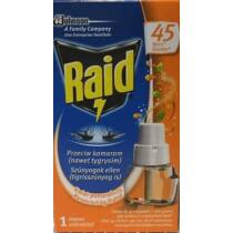Raid elektromos párologtató utántöltő Narancsvirág 45 éjszaka