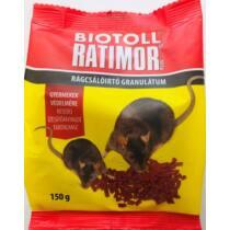 Biotoll Ratimor rágcsálóirtó granulátum 150 g