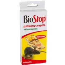 Biostop  patkánycsapda, sajt illattal