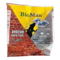 Brocum pasta light rágcsálóirtó pép 150gr B.M.