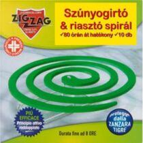 Zig Zag szúnyogriasztó spirál 10 db