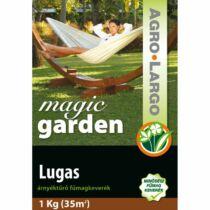 AGRO-LARGO Magic Garden - Árnyéktűrő fűmag (Lugas) - Kimérős - 1 kg