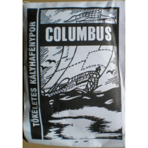 "Columbus  kályhafénypor, ""vaspor"" 75 g"