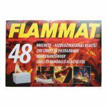 Flammat  Grill és kandalló alágyújtós 48 db-os