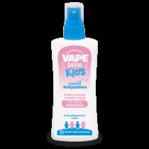 Vape Derm Kids szúnyog-kullancsriasztó pumpás 100 ml
