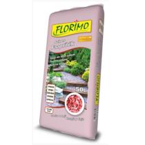 FLORIMO Színes faapríték piros 50 l