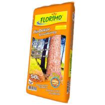 FLORIMO Fenyőkéreg dekor 15-25 mm 50 l