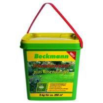 Beckmann gyomirtó gyeptrágya, 5 kg, 250m2, 22+5+5
