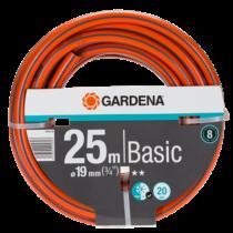 """GARDENA Basic tömlő 19 mm (3/4"""") 25m"""