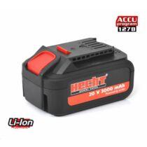 Hecht 001278B akkumulátor 20V, 4.0Ah