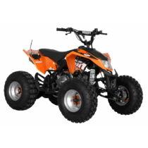 Hecht 54125 ORANGE narancssárga benzinmotoros quad 125 CCM