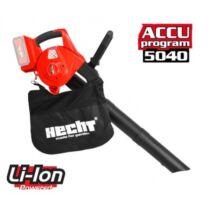 Hecht 9440 akkumulátoros lombfúvó-szívó