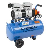 Hyundai HYD-24F, 8bar Csendes Olajmentes Kompresszor