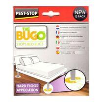 Pest-Stop BUGO ágyi poloska csapda puha textil felületre 12db/cs