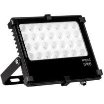 Nagy teljesítményű SMD LED reflektor slim 20W (kültéri)