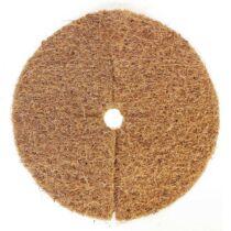 Nature Kókuszrost mulcskorong, 3db, D30 cm, barna