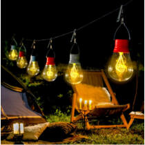 Nortene BULBY műanyag függő lámpás