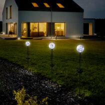 Nortene ODYS  leszúrható napelemes lámpa
