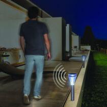 Nortene Senseis Modern szolár lámpa mozgásérzékelővel