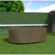 Nortene Covertop kerti bútortakaró (ovális asztal), 230 x 130 x 70 cm