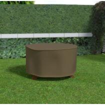 Nortene Covertop kerti bútortakaró (kerek asztal), 125 x 125 x 70 cm