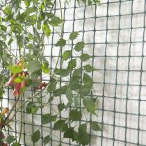 Nortene Megasquare műanyag kerti rács, 1x5, Zöld