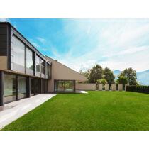 Nortene Zurich Pro dekoratív műfű 30mm, 2x10, Zöld