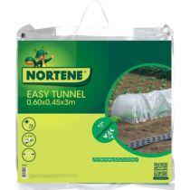 Nortene Easy Tunnel leszúrható, mobil fóliaalagút