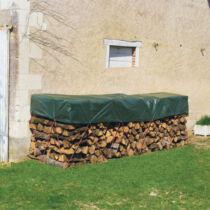 Nortene Protex erősített vízhatlan ponyva, 4x6, Zöld
