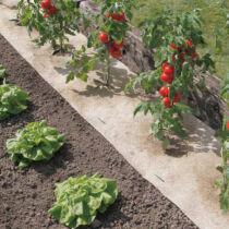 Nortene Flaxhemp 500 g/m² természetes talajtakaró