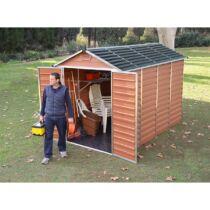 Palram Skylight 6x10 barna kerti házak